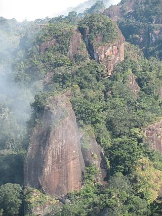 Xuan Nha landscape