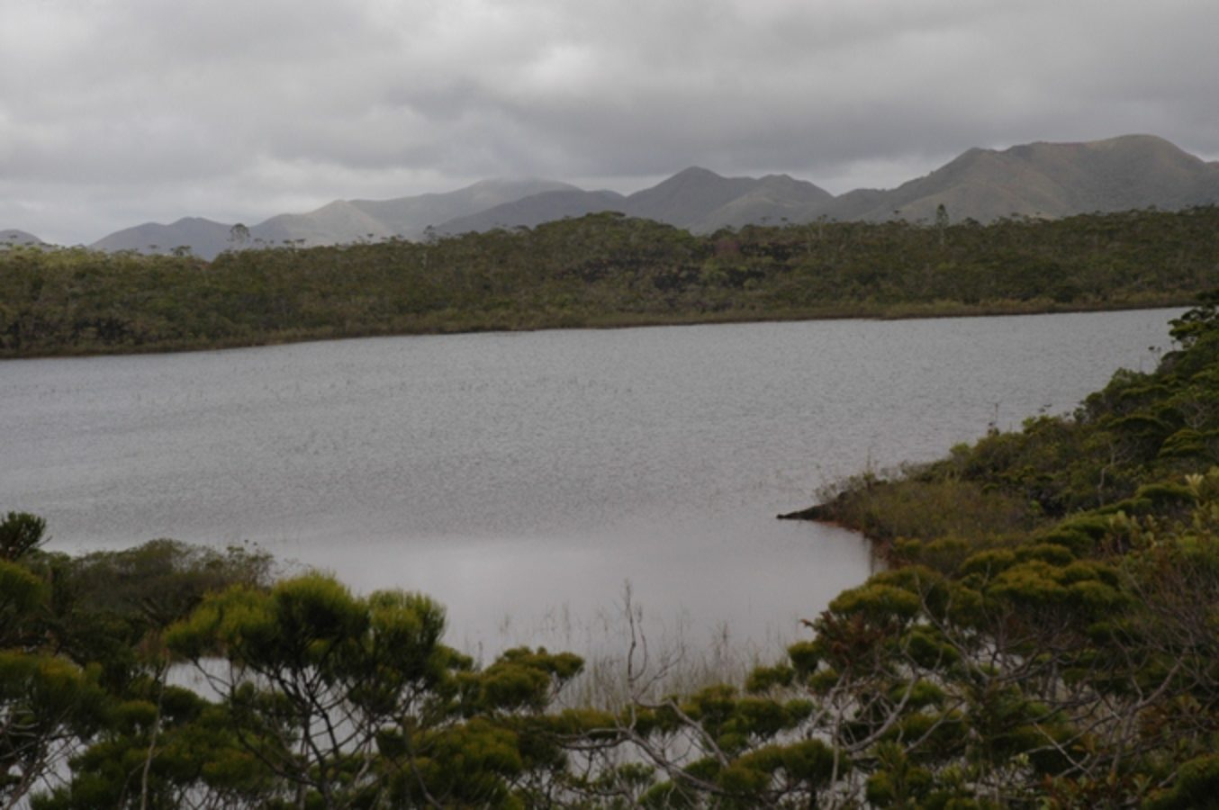 Habitat around Lac en Huite