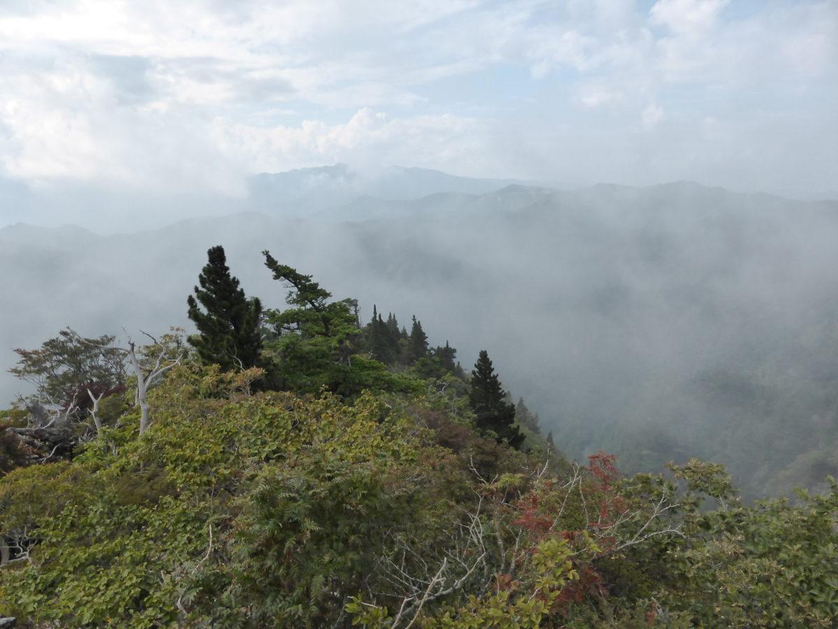 Ohdaiga-hara Mountains